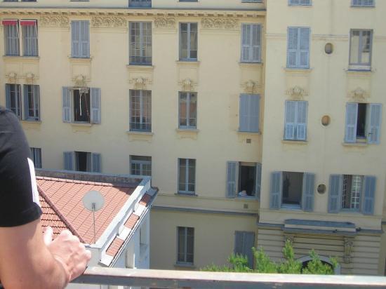 Hotel Solara : Vista da sacada do quarto
