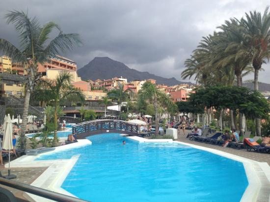 Picture of melia jardines del teide costa for Melia jardines del teide