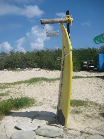 Aruba Active Vacations: doushi shower