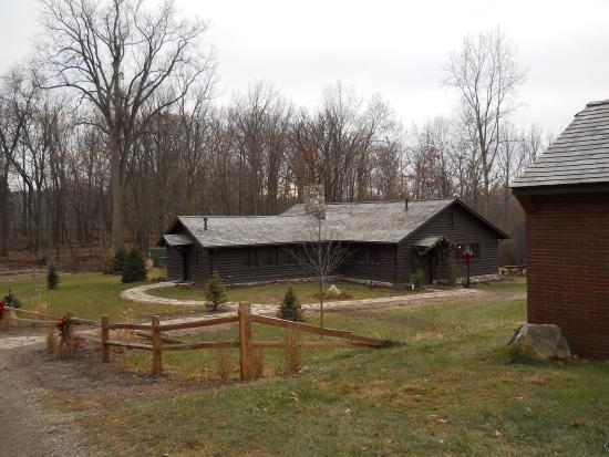 Meadow Brook Hall: Danny's Cabin