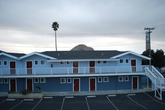 Harbor House Inn: Außenansicht