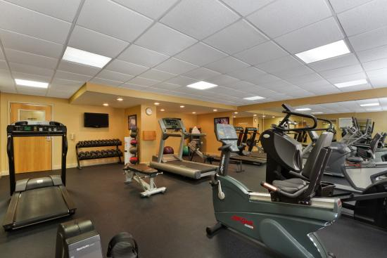 Wyndham Garden Glen Mills Wilmington: Fitness Center