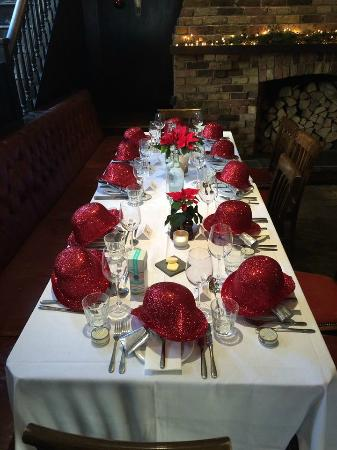 The Cadogan Arms : Best Christmas Party ever!