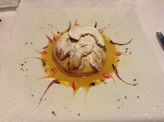 Osteria a Le Due Spade: che stucchevole Dessert