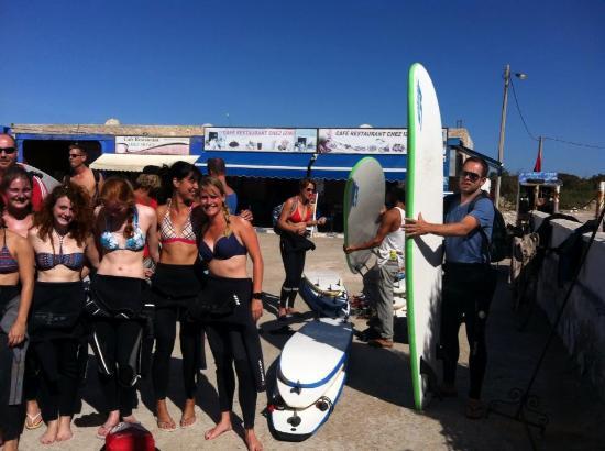 Surf & Chill Hostel : Day trip