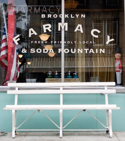Photo of American Restaurant Brooklyn Farmacy & Soda Fountain at 513 Henry St, Brooklyn, NY 11231, United States