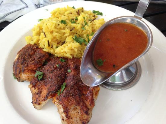Crow's Nest Marina Restaurant & Tavern: Grouper