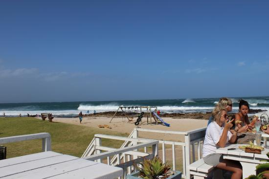 The Point Hotel & Spa : beautiful beach