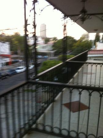 Del Marques Hotel & Suites: terraza