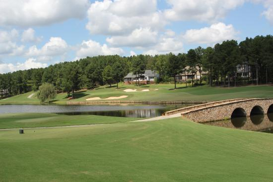 North Augusta, SC: # 6 on the Vintage Nine - Our Signature Hole