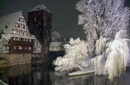 Hotel Marienbad: Winterzauber in der Altstadt