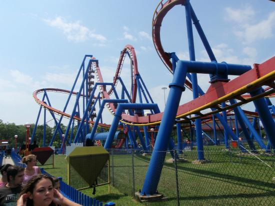 Jackson, Nueva Jersey: Six Flags