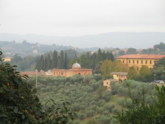 Le Camerine di Silvia: Tuscan view