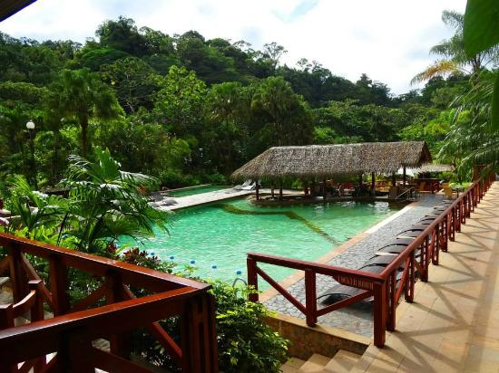 Go Tours Costa Rica - Day Tours: Tabacon Thermal Springs & Spa