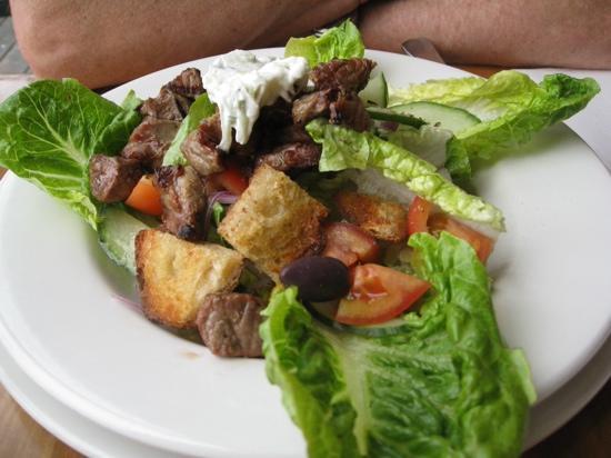 Waves Cafe Bar and Restaurant: lamb option