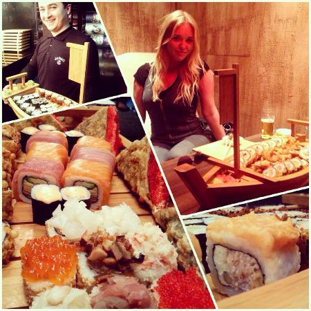 Grand Gourmet Sushi Bar: Party