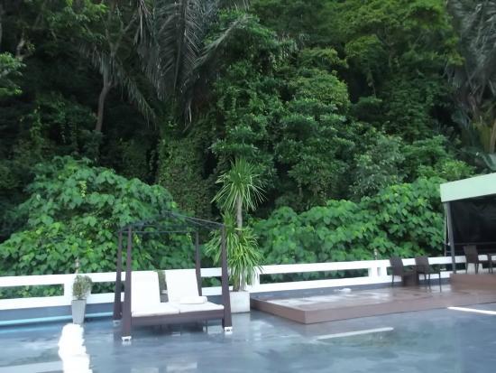 Aonang Mountain View Hotel : зона для отдыха