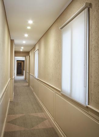 Waldorf Hotel: Pasillo
