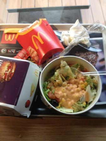 McDonald's - 2 Mars