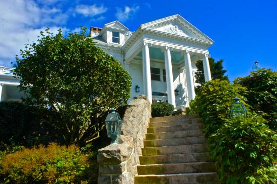 Inn At Mystic The Haley Mansion