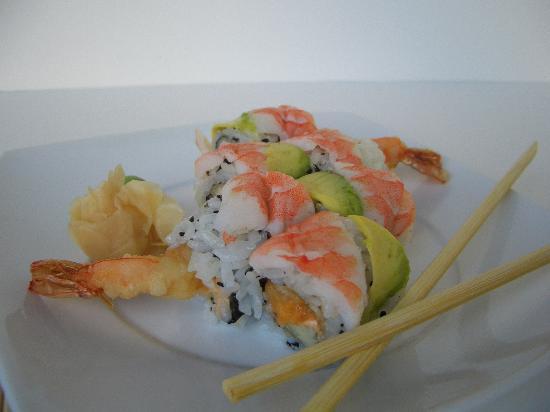 Tsunami Japanese Restaurant: Super Crunch