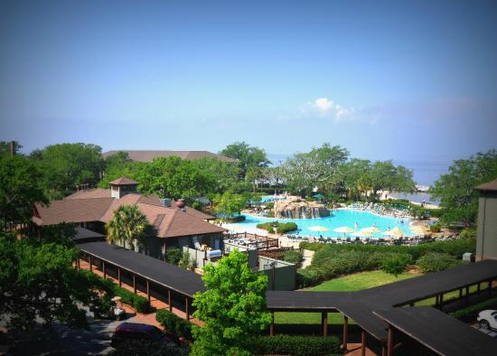 The Grand Hotel Pool Picture Of The Grand Hotel Golf Resort Spa Autograph Collection Point Clear Tripadvisor