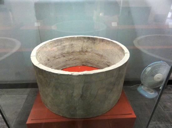 Xianyang Museum (Xianyang Bowuguan): Xianyang Museum-pottery well circle