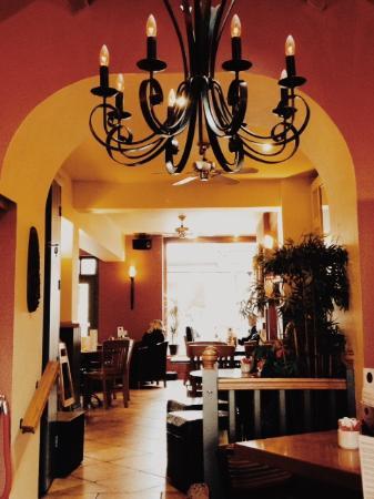 Cafe Bar 26: Bar area