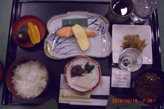 Ueno City Hotel : 朝食