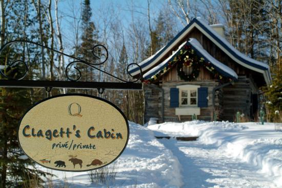 Hotel Quintessence: Clagett's Cabin