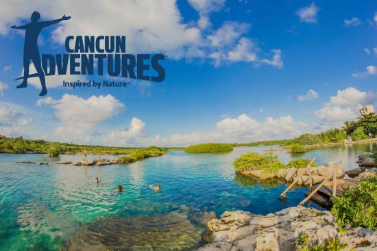 Cenotes and Paradise Lagoon by Cancun Adventures