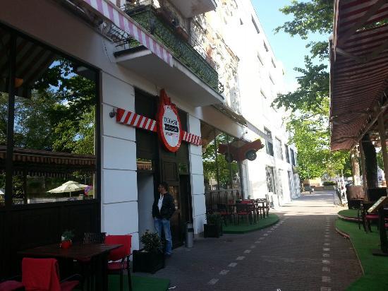 Restaurant Douane, Slubice, Polen