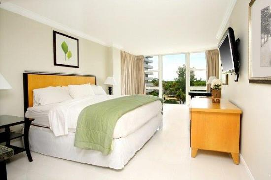 Ocean Manor Beach Resort Hotel: Signature room