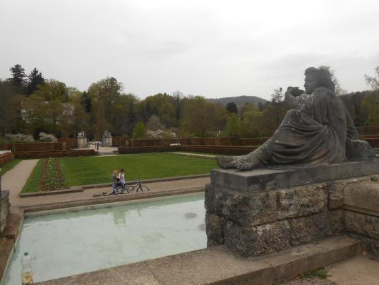 Goenneranlage: O Parque é agradavel.