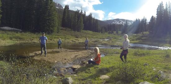 St. Elmo: The beauty of Tin Cup pass