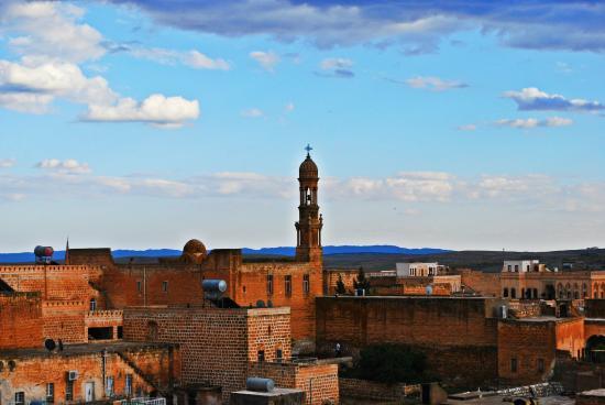 Midyat Old City: Kültür evinden