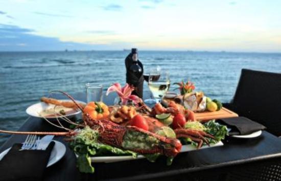 Karambezi Cafe-Seafood with a View
