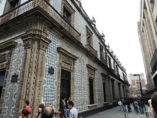 One day in mexico city travel guide on tripadvisor for Sanborns de los azulejos menu