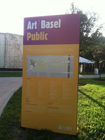 Bass Museum of Art: art basel collins park