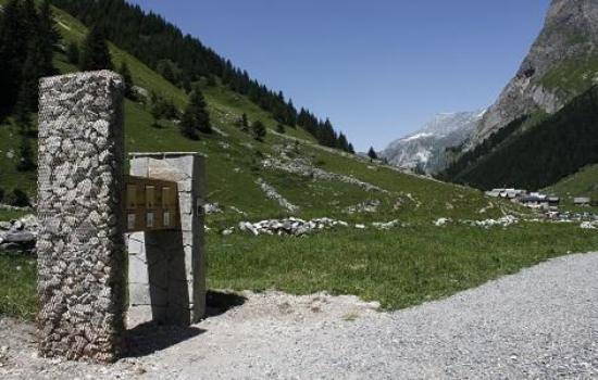 Pralognan-la-Vanoise, Frankreich: Parcours découverte