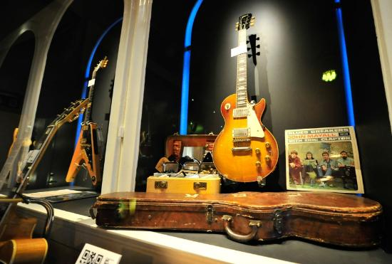 Guitars the Museum