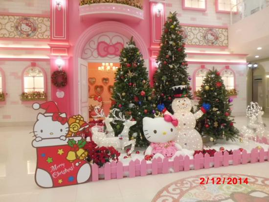 Hello Kitty Island  |  340, Hanchang-ro, Andeok-myeon, Seogwipo, Jeju-do, South Korea