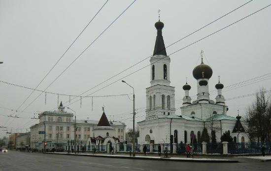 Three Hierarchs Cathedral