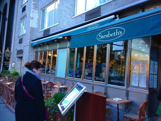 Sarabeths Restaurant Central Park South