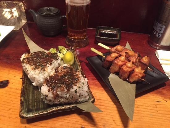 Yatai Izakaya: Nice looking but average taste !