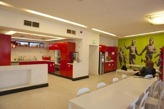 Abigails Hostel : cozinha
