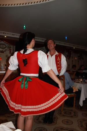 The Imperator: Hungarian Folk Dancing