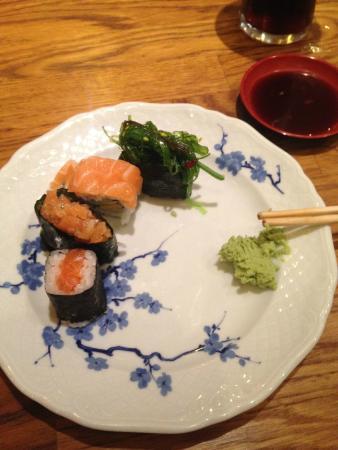 Ichiban Taiwan Restaurant: Sushi at Ichiban