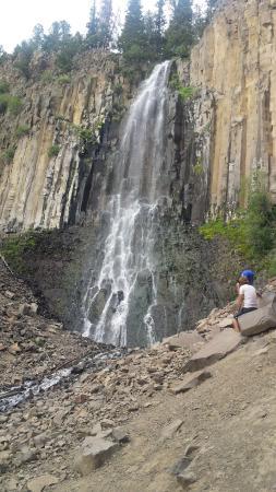 Palisade Falls: Caratara