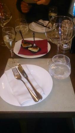 Il Borro Tuscan Bistro - Malta: Appetizers